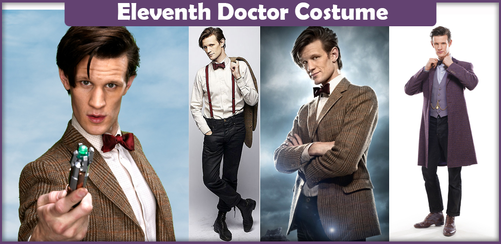 Eleventh Doctor Costume – A DIY Guide