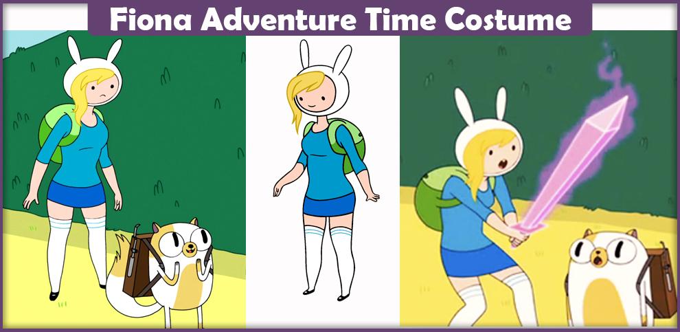 Fiona Adventure Time Costume – A DIY Guide