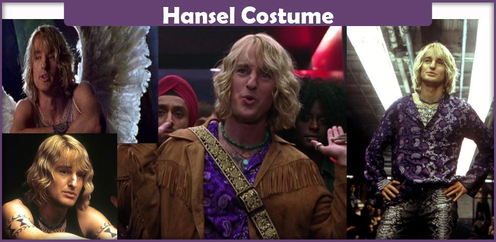 Hansel Costume – A DIY Guide