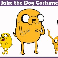 Jake the Dog Costume - A DIY Guide