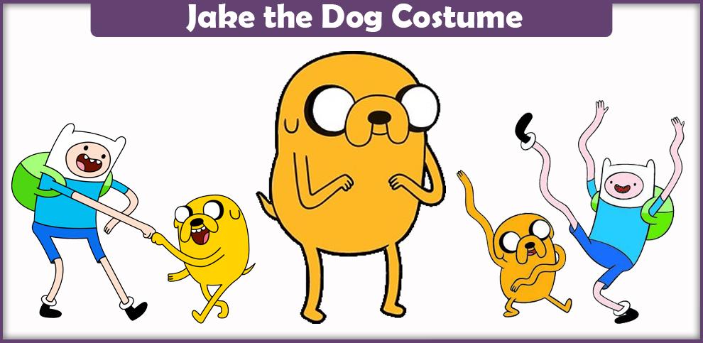 Jake the Dog Costume