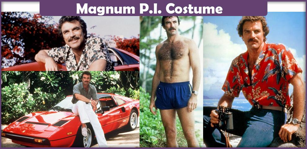 Magnum PICostume – A DIY Guide