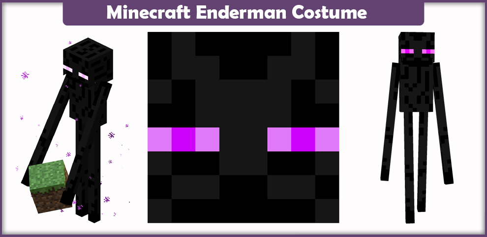 Minecraft Enderman Costume – A DIY Guide