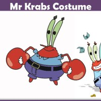 Mr Krabs Costume - A DIY Guide