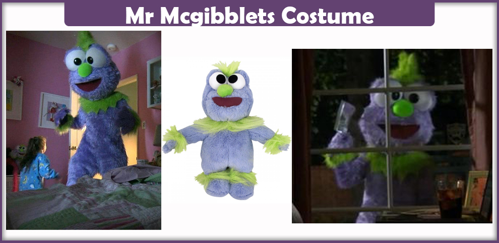 Mr Mcgibblets Costume – A DIY Guide