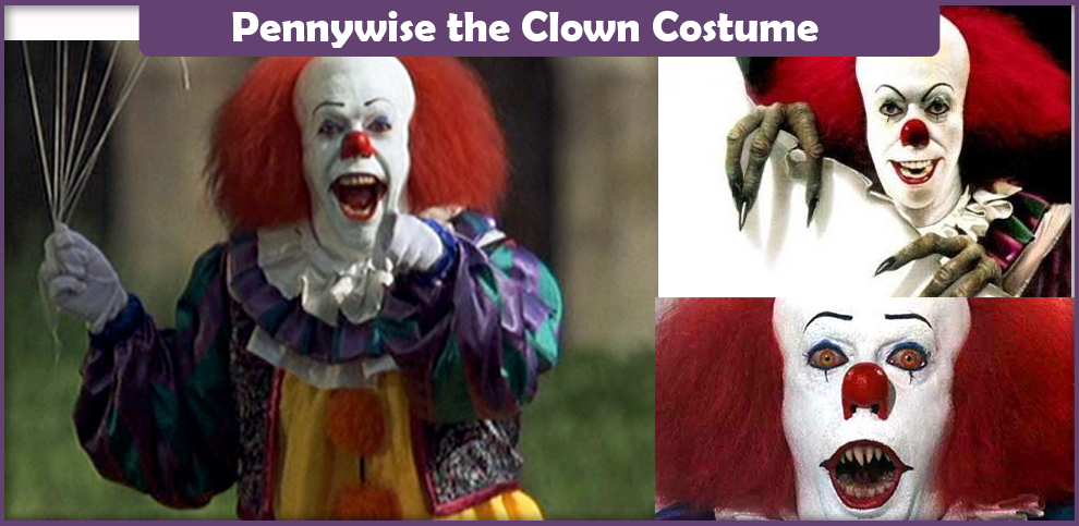 Pennywise the Clown Costume - A DIY Guide