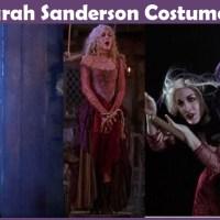 Sarah Sanderson Costume - A DIY Guide