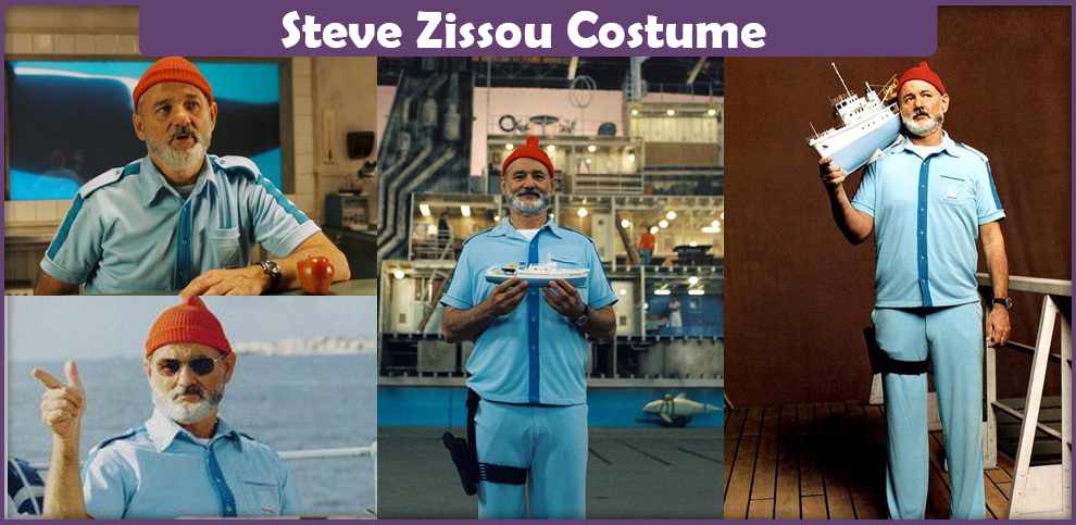 Steve Zissou Costume