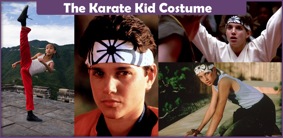 The Karate Kid Costume – A DIY Guide