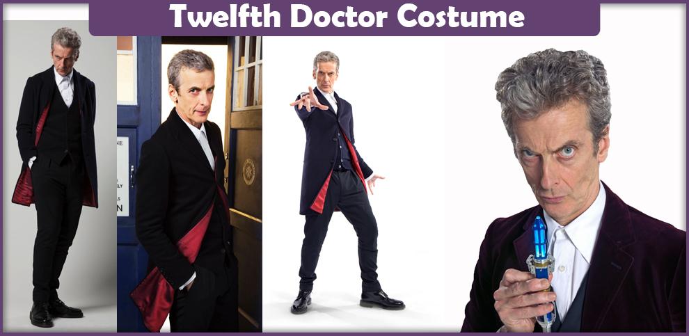 Twelfth Doctor Costume – A DIY Guide