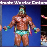 Ultimate Warrior Costume - A DIY Guide