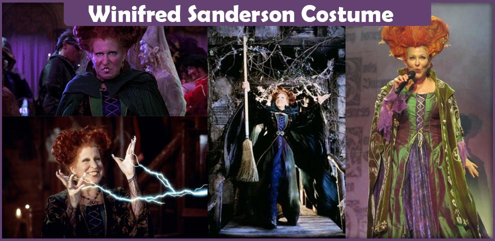 Winifred Sanderson Costume – A DIY Guide