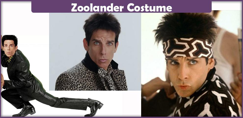 Zoolander Costume – A DIY Guide