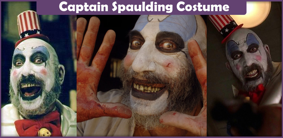 Captain Spaulding Costume  sc 1 st  Cosplay Savvy & Captain Spaulding Costume - A DIY Guide - Cosplay Savvy