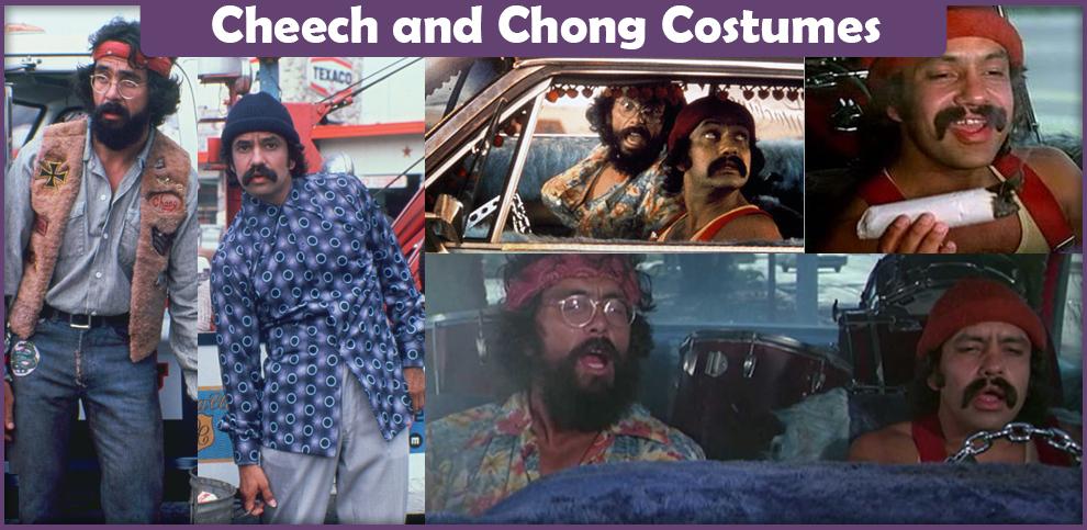 Cheech and Chong Costumes – A DIY Guide