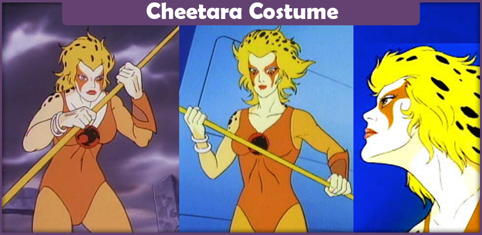 Cheetara Costume – A DIY Guide