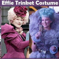 Effie Trinket Costume - A DIY Guide