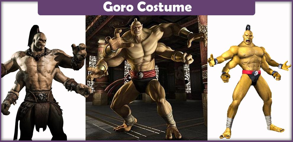 Goro Costume
