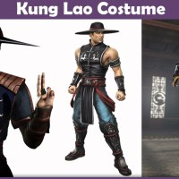 Kung Lao Costume - A DIY Guide