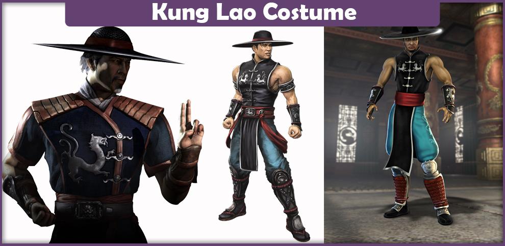Kung Lao Costume