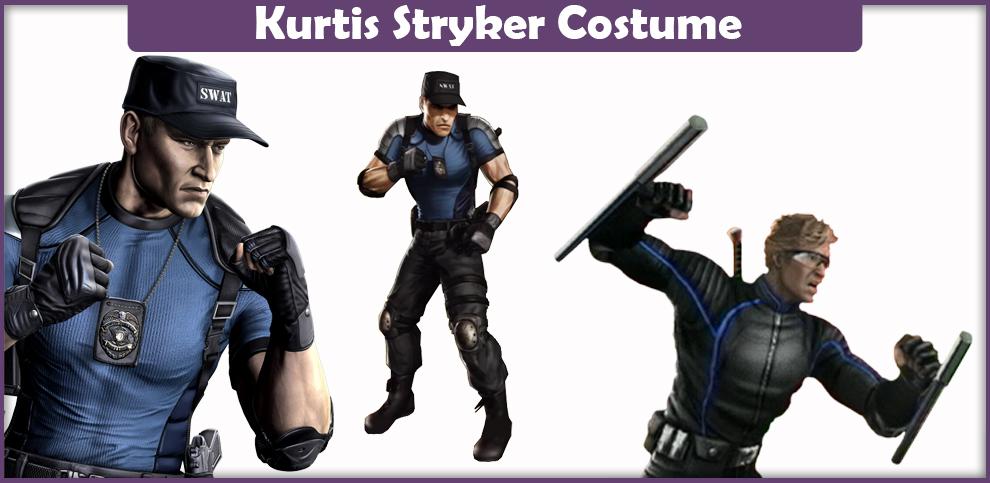 Kurtis Stryker Costume – A DIY Guide