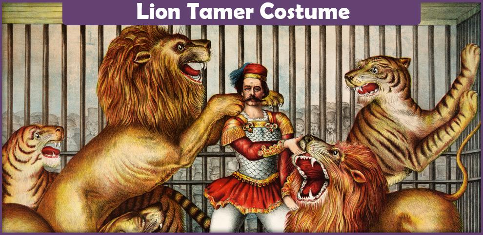 Lion Tamer Costume