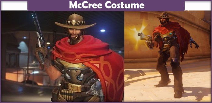 McCree Costume