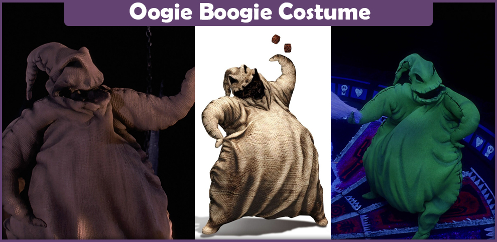 Oogie Boogie Costume – A DIY Guide