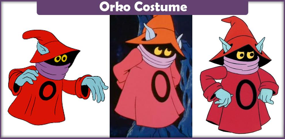 Orko Costume