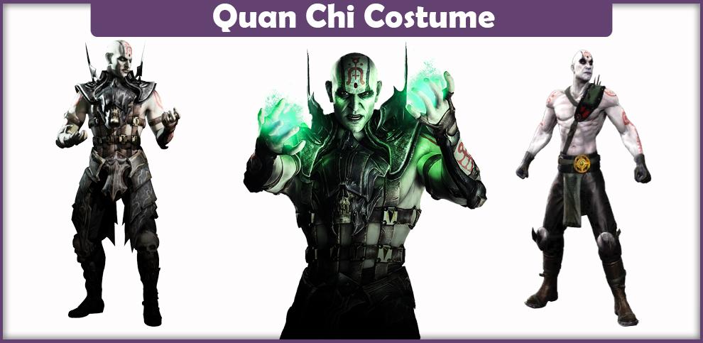 Quan Chi Costume – A DIY Guide