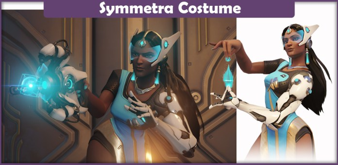 Symmetra Costume