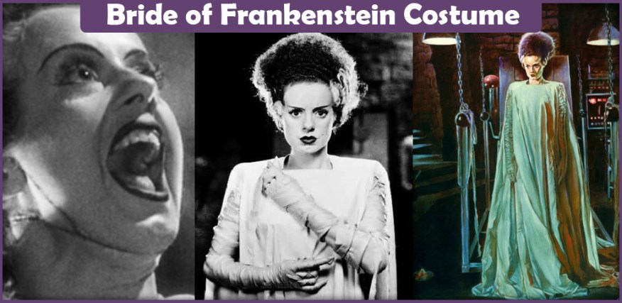 Bride Of Frankenstein Costume A Diy Guide Cosplay Savvy