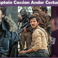 Captain Cassian Andor Costume - A DIY Guide