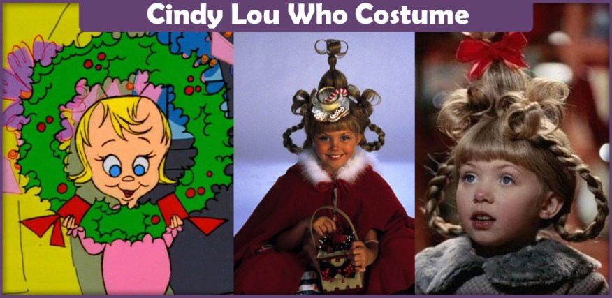 Cindy Lou Who Costume A Diy Guide Cosplay Savvy