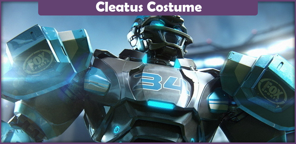 Cleatus Costume