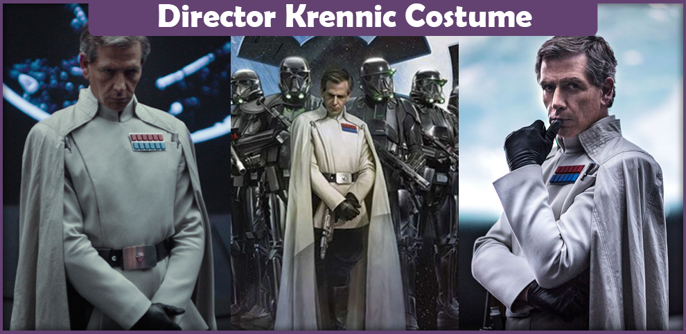 Director Krennic Costume - A DIY Guide