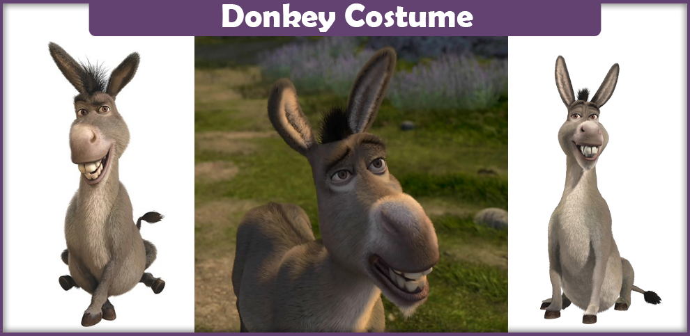 Donkey Costume – A DIY Guide
