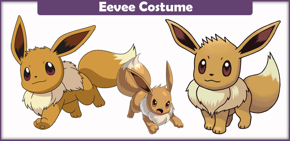 Eevee Costume – A DIY Guide