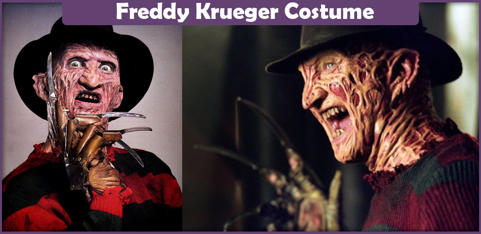 Freddy Krueger Costume – A DIY Guide