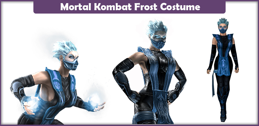 Mortal Kombat Frost Costume