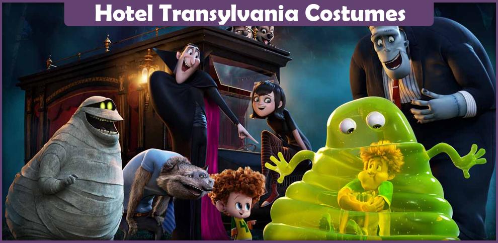 Hotel Transylvania Costumes – A DIY Guide