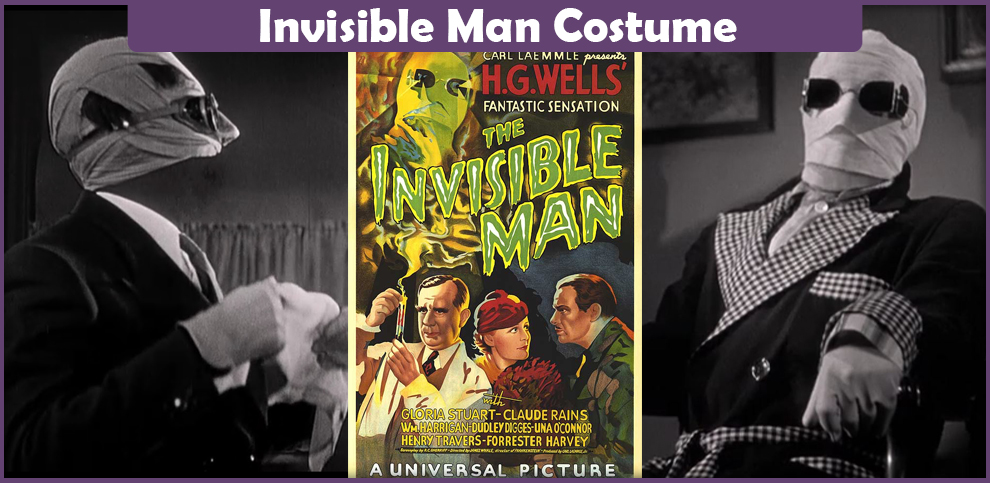 Invisible Man Costume – A DIY Guide