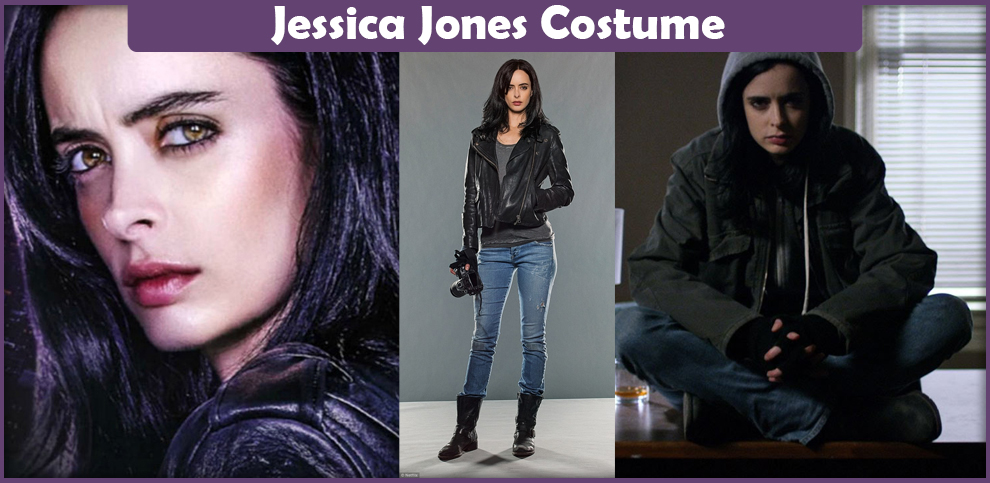 Jessica Jones Costume – A DIY Guide