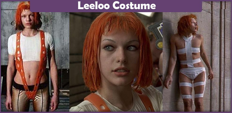 LeeLoo Costume – A DIY Guide