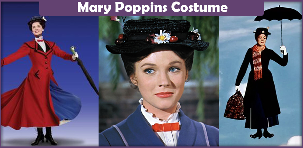 Mary Poppins Costume – A DIY Guide