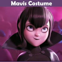 Mavis Costume - A DIY Guide