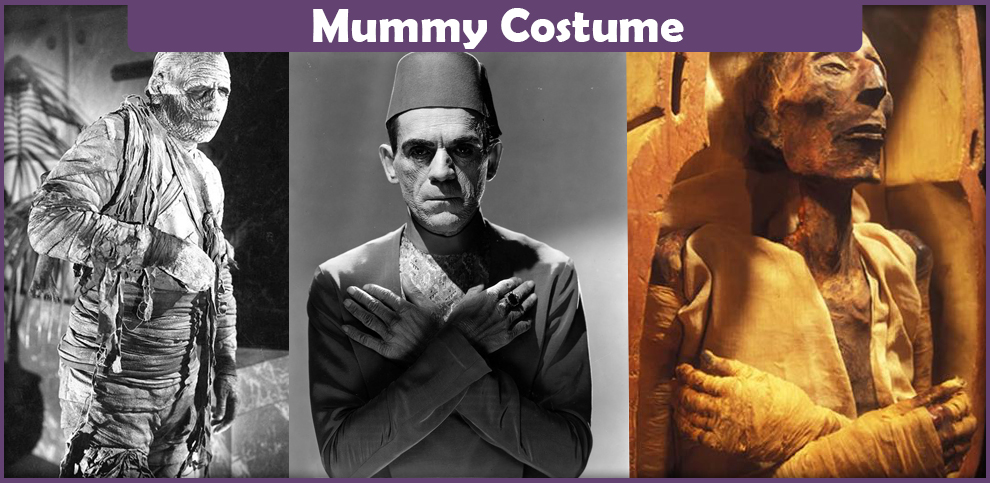 Mummy Costume – A DIY Guide