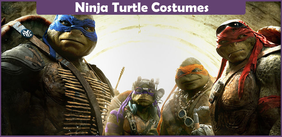 Ninja Turtle Costumes – A DIY Guide
