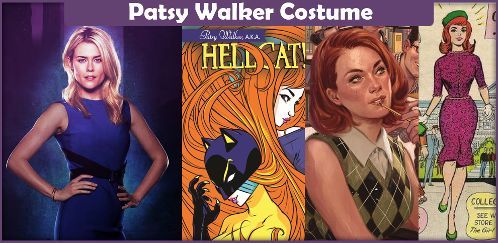Patsy Walker Costume – A DIY Guide