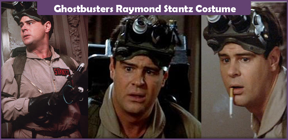 Ghostbusters Raymond Stantz Costume – A DIY Guide